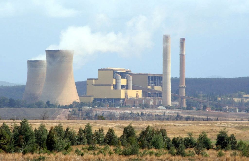 Yallourn Power Station, Victoria